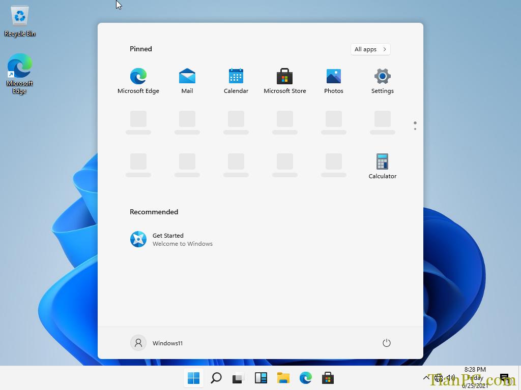 微软于2021年6月24日晚发布Windows11操作系统